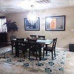 Dining Room in room 302
