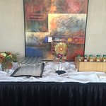 Holiday Inn Hotel & Suites Salt Lake City Airport West offers banquet space for up to 130 people