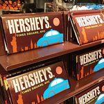 Hershey's Times Square Foto