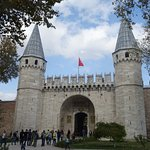 Topkapi Gates, five minutes away from Esans Hotel
