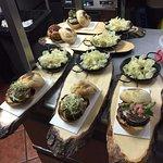 16 hamburguesas completamente diferentes