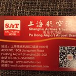 Foto de Airlines Travel Hotel Shanghai South Railway Station