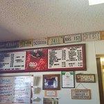 menu e prezzi