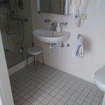 Doppelzimmer - Badbereich