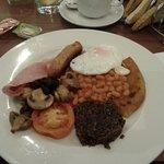 desayuno tipico a la carta