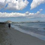 Playa de Muro Beach Foto