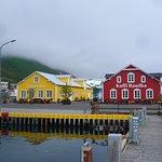 Nice new development in Siglufjordur - not far from Herring House