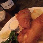 Lecker Deluxe :: Fish & Chips und blonde ale