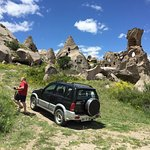 Our private service! Cappadocia Jeep safari