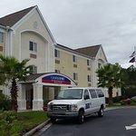 Foto de Candlewood Suites Savannah Airport