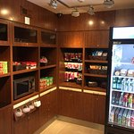 24-Hour Market/Pantry in Lobby