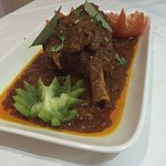 The Sylheti Lamb Shank - A New Addition To The King Of Brick Lane's House Special...