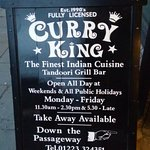 Curry King Foto