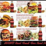Mamo The Burger Joint Foto