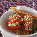 Tomaten Mozarella Salat