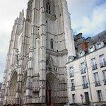 Cathédrale gothique 37,5 m de hauteur contre 33m pour Notre Dame de Paris