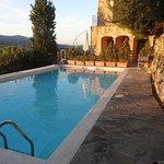 The pool at L'Anitca Vetreria