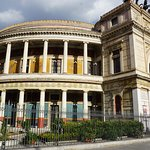 Teatro Garibaldi - just steps from our B&B