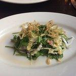 Really fresh crab salad