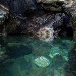 Pode ser explorada por mergulhadores habilitados