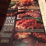 Steak offers