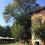Wintergarten im Literaturhaus Foto