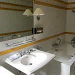 Chambre Deluxe. Bathroom