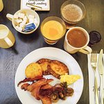 Radisson Blu Plaza Helsinki - excellent breakfast buffet
