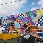 Wynwood walls with live comments