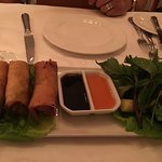 Crisp Shanghai spring roll