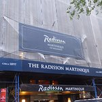 Radisson Martinique on Broadway Foto