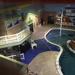 Sleep Inn & Suites and Indoor Water Park Foto