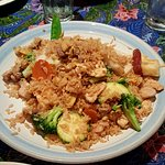 Siam Hut special fried rice