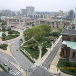 Logan Circle, Sister Cities Park, the Cathedral of Sts. Peter and Paul