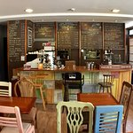 Café, tés artesanales y crepes con productos sanos y naturales