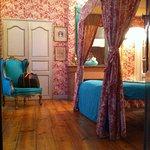 Photo de Les chambres du Manoir