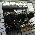 Pecorino wejście od ul. Piastów