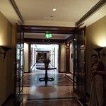 Old style and elegant Hallways on the main floor
