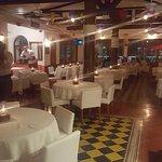 restaurante de mariscos