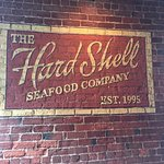 Great stop for snack at the Hard Shell Seafood Company near the downtown railway station and cit