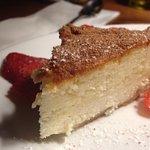 Ricotta cheese Cake de la Nonna