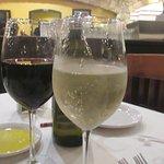 Wine, Romano's Macaroni Grill, Milpitas, CA
