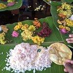 Ona Sadya (Thiruvonam day feast)