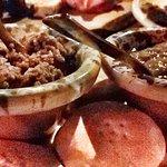 Traditional Maltese bigilla and tuna dip, served with fresh galetti !