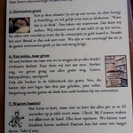 Coffee Corazon mantras 5 through 7 in Dutch