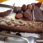 chocolate cheese cake!