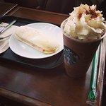 กาแฟและขนม