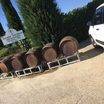 A lovely winery with a beutiful atmosphere breathing history, culcutre, a lovely way and place t