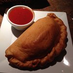 Panzerotti... simply amazing... and huge!