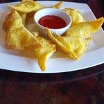 Crab Rangoon's